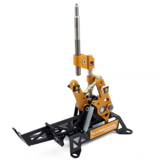 Hybrid Racing Short Shifter Assembly (02-06 RSX)