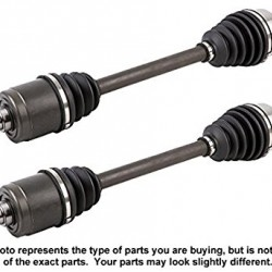 Honda S2000 Driveshafts - Coming Soon!