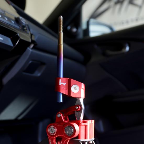 Hybrid Racing Titanium Shift Rod