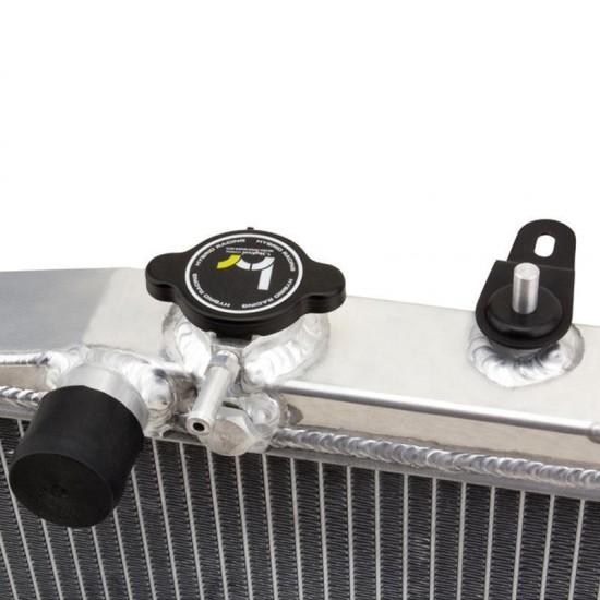 Hybrid Racing K-Swap Fullsize Radiator (96-00 Civic w/ K-Swap)